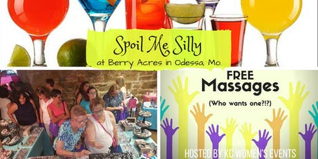 """Spoil Me Silly """"Sunday Funday"""" at Berry Acres tickets"""