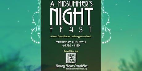 A Midsummer's Night Feast tickets