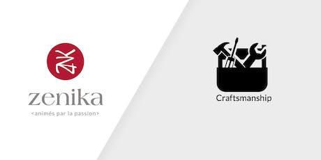 Sensibilisation au Software Craftsmanship - 2 jours - FR billets