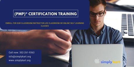 PMP Certification Training in Lewiston, ME tickets
