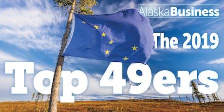 Alaska Business 2019 Top 49ers Luncheon tickets