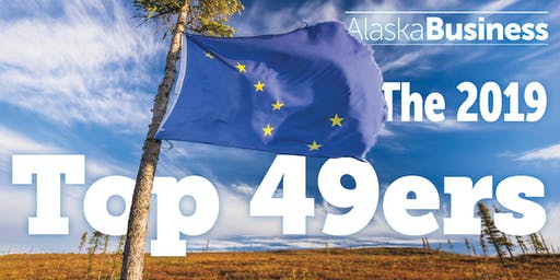 Alaska Business 2019 Top 49ers Luncheon