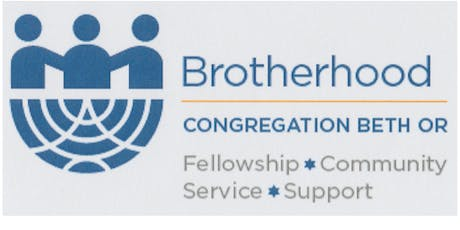 Congregation Beth Or Brotherhood 2019 Annual Dinner tickets