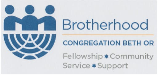 Congregation Beth Or Brotherhood 2019 Annual Dinner