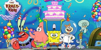 Trivia Night - Spongebob (20th Birthday Celebration)