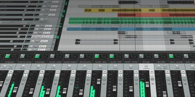 Intro to Audio Editing for Music with Reaper (Ages 14+)
