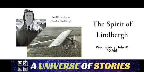 The Spirit of Lindbergh tickets