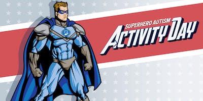 Superhero Autism Activity Day - Albuquerque, NM - Presented by Centria Autism