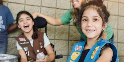 Summer Sun and Girl Scout Fun!
