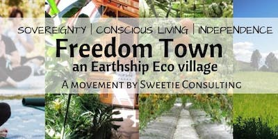 Freedom Town Meet up Live and LIVE streaming