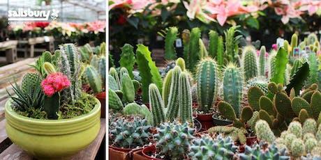 Cactus Garden tickets
