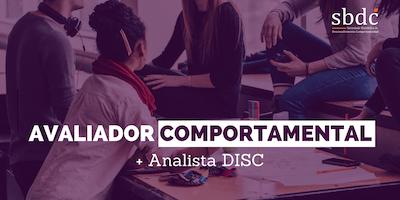 Formação Avaliador Comportamental e Analista DISC - 16ª edição