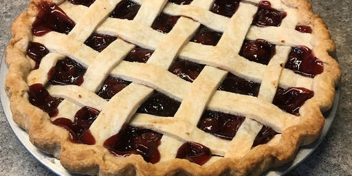 LET'S MAKE DOOR COUNTY CHERRY PIE with fresh cherries!