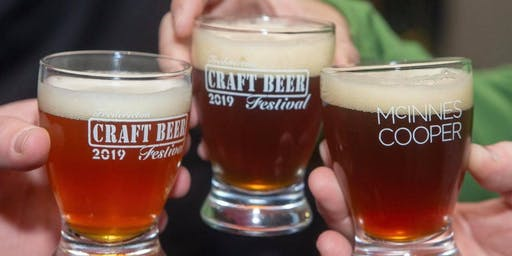 Fredericton Craft Beer Festival 2020