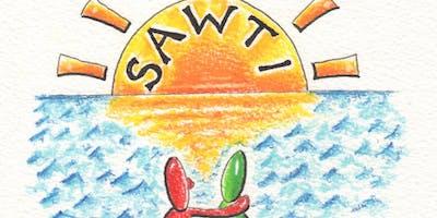 SAWTI Art Exhibition Launch