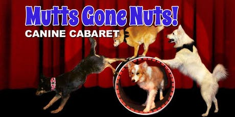 Mutts Gone Nuts at the Summer Arts Festival - Pit Seats tickets