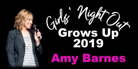 Ladies' Night Out Comedy Event with Amy Barnes in Morgan Hill, CA tickets