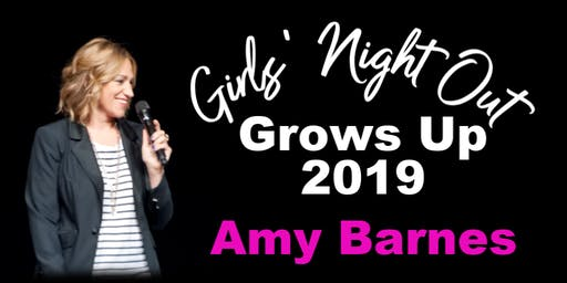 Ladies' Night Out Comedy Event with Amy Barnes in Morgan Hill, CA