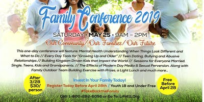 #Take back the Family, Family Conference 2019