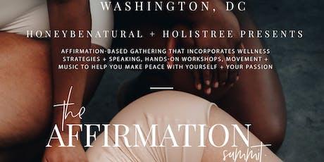 The Affirmation Summit (DC) tickets