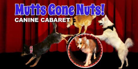 Mutts Gone Nuts at the Summer Arts Festival - Loft Seats tickets