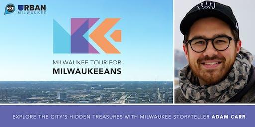 Milwaukee Tour (For Milwaukeeans!)