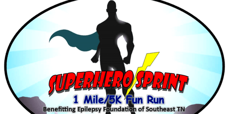 Superhero Sprint tickets