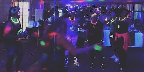 Makem Sweat Glow Party. Winters Birthday Celebration  tickets