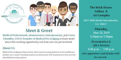 Med Pro Lodging Meet & Greet