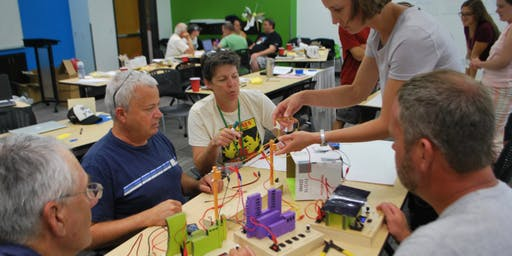 Power Grid Workshop for Educators