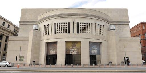 HOLOCAUST MUSEUM & WASHINGTON DC CITY SIGHTSEEING GUIDED BUS TOUR