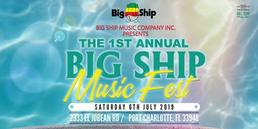 Big Ship Music Presents: BIG SHIP MUSIC FEST