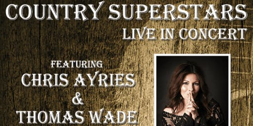 Country Superstars Live in Concert