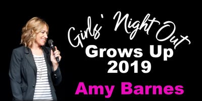Ladies' Night Out Comedy Event with Amy Barnes in Lathrop, CA