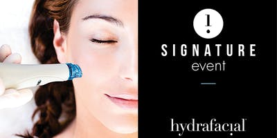 RemedyNow Signature HydraFacial Event