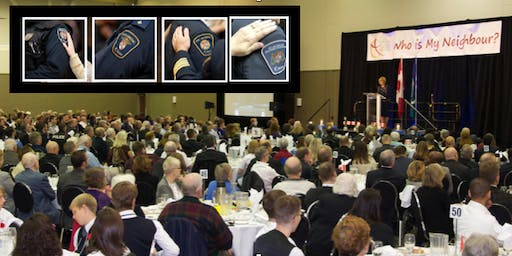 Ottawa Civic Prayer Breakfast 2019