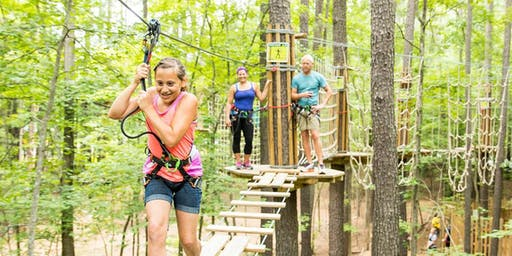 Go Ape! Ropes Course