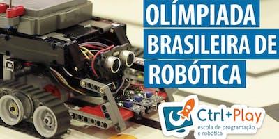 Seleção Olimpíada Brasileira de Robótica - Ctrl+Play