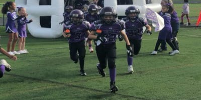 TCYFL Ram's Youth Speed and Agility Clinic June 11 and 12 6-8pm