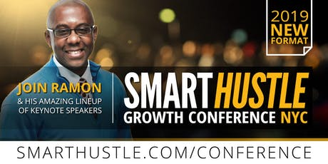 Smart Hustle 2019 Growth Conference tickets