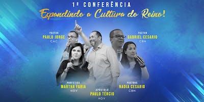 Expandindo a Cultura do Reino!