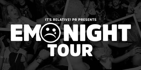 Emo Night Tour tickets
