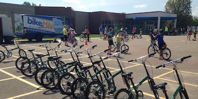 Walk! Bike! Fun! Ambassadors, Minneapolis