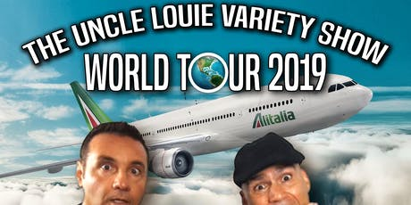 The Uncle Louie Variety Show tickets