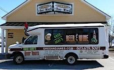 Greg & Jane's Beer Tours  logo