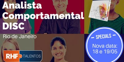 Formação Analista Comportamental DISC Profiler - Rio de Janeiro