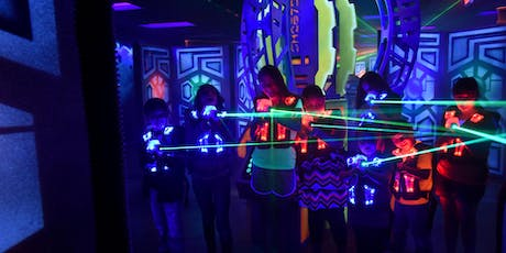 Laser Tag and Ice Skating tickets