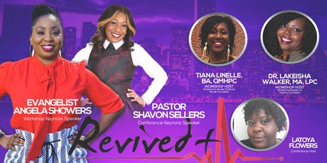Revive & Release Healing Conference tickets