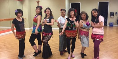 Belly Dance Bliss Workshop
