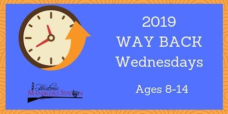 Way Back Wednesdays Summer Fun:  Bit & Bridle tickets